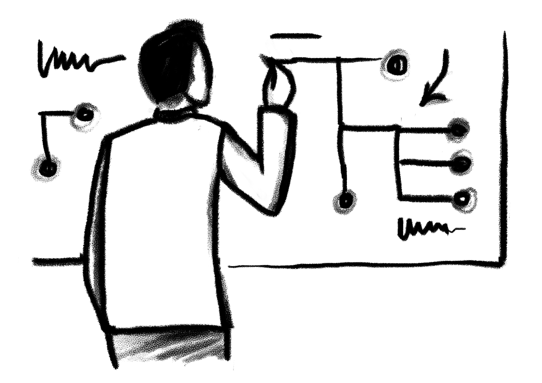 mann-tavle